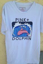 Pink Dolphin T Shirt Size XL