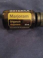 doTERRA Marjoram Essential Oil 15 Ml