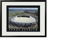 DALLAS COWWBOYS @ OLD TEXAS STADIUM 11X14 FRAME