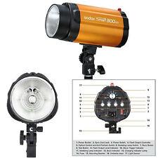Godox 300 SDI Pro Photographie Strobe Flash Lampe Studio Photo + Esclave / 300WS
