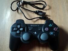 Official Sony Playstation 3 DualShock 3 Sixaxis Controller - PS3 Gamepad Working