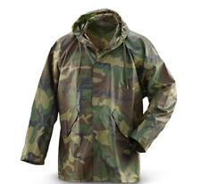 Large US Army Military GI Current Rain Parka Improved Version Real Surplus