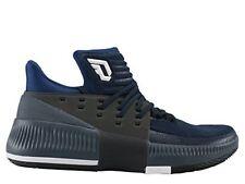 Adidas D Lillard 3 – Chaussures de Basketball pour Homme Bleu...