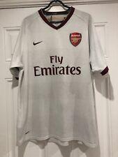 2007-08 Arsenal Away Shirt - XL