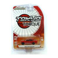 Greenlight 47030-B Datsun 510 rot - Tokyo Torque Serie Maßstab 1:64 NEU!°