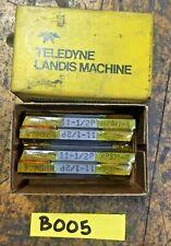Landis Threading 11 12p Npsm Originally 1516 X 2 18 Standard Long Chaser B005
