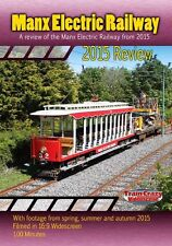 Manx Electric Railway 2015 Review - (Isle of Man) DVD