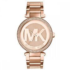 KORS MK5865 Oro Rosa Señoras MICHAEL Reloj Parker