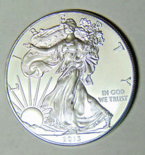 2013 American Silver Eagle .999 Fine Silver Dollar 1 oz Uncirculated (112317)