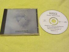 Tangerine Dream Phaedra 1995 CD Album MINT (TAND 5) Electronic Experimental