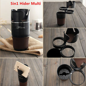 Multifunction Cup Phone Glasses Pen Holder Case Bottle Console Storage Organizer