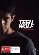 Teen Wolf : Season 5 : Part 2 (DVD, 2016, 3-Disc Set)