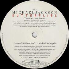 "Michael Jackson feat. Eve - Butterflies RMX - 12"" US Promo NM/NM"