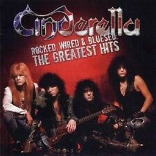 "Cinderella ""Rocket Wired & bluesed: Greatest HITS"" CD"