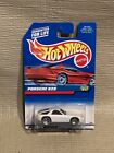 1997 Hot Wheels Porche 928 White - Collector #817 Sealed On Blue Card
