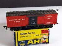 AHM Rivarossi 6241 Missouri Pacific  Oldtime Box Car MoP 7407 HO Scale