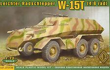 ACE 1/72 72538 WWII German W-15T Leichter Radschlepper