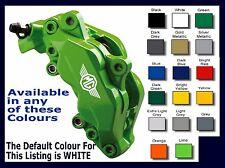 MG Premium Brake Caliper Decals Stickers x 6