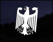 VW Wolfsburg Eagle Car Decal Sticker VW Camper Bus Golf Beetle Dub Bug Baja