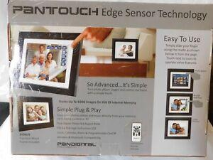 "Pandigital Pantouch 10.4"" LCD Digital Photo Frame  PAN1002W02T"