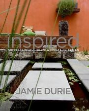 Inspired: The Ideas That Shape & Create My Design, Durie, Jamie, Good Book