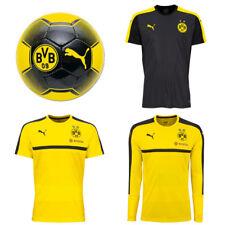 Puma BVB Borussia Dortmund Trainingsshirt T-Shirt Shirts Tanktop Stadionshirt