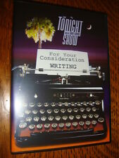 The Tonight Show with JAY LENO emmy dvd TERRY BRADSHAW RUSSELL CROWE FEAR OF GOD