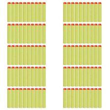 10pcs Refill Foam Darts for Nerf N-strike Series Blasters Toy Gun Brand