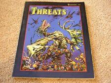 FASA Shadowrun Threats sourcebook