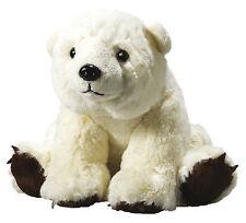 Stofftier Plüschtier Kuscheltier Eisbär
