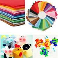 1Meter Soft Felt Fabric Fabric DIY Material Patchwork Solid Cloth Accessories