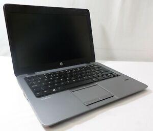 HP EliteBook 820 G1 Laptop Intel Core i5 4th Gen 1.7GHz 8GB 240GB SSD Win 10 Pro