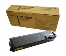 KYOCERA TK-500K BLACK TONER KIT - FREE NEXT DAY DELIVERY!