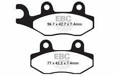 FIT QUADZILLA Ram R170 03>05 EBC REAR ORGANIC BRAKE PADS