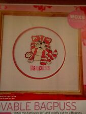 Magazine Cross Stitch Chart - Lovable Bagpuss - (Chart Only)