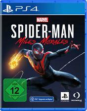 Marvel's Spider-Man: Miles Morales (PS4, 2020) Originalverpackt !