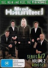 Most Haunted DVD  F1