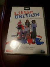 Little Britain The Complete First Series 2 Disc DVD Set