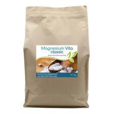 Magnesium Bischofit Natursohle 100% Magnesiumchlorid natürlich 1kg 1000g Pulver
