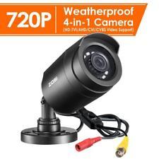 ZOSI 720P Caméra Surveillance Vision Nocturne 24 Leds IR Système CCTV Maison