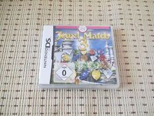Jewel Match 3 pour Nintendo DS, DS Lite, DSi xl, 3ds