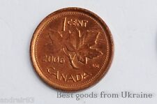 1 cent 2006 Canada coin