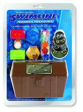 Sunken Treasure Hunt Dive Game Swimming Pool Kids LEARN TO SWIM Swimline 9179