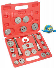 Brake Piston Tool Kit Disc Brakes Rewind Wind Back Pad 22Pc