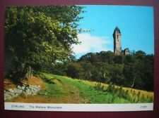 POSTCARD RP STIRLINGSHIRE STIRLING - THE WALLACE MONUMENT