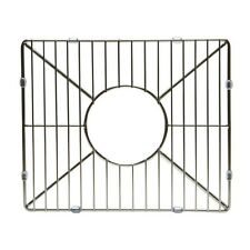 Stainless steel kitchen sink grid for small side of AB3618DB. AB3618ARCH NEW