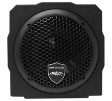 "Wet Sounds STEALTH AS-6 STEALTH AS-6, 6.5"" Active Marine Sub Enclosure"