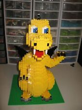 "LEGO    ""OLLIE THE LEGO DRAGON""       BUILT FOR DISPLAY"