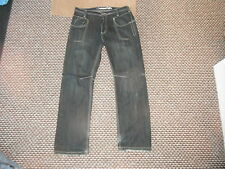 "Southern Relaxed Jeans Waist 32"" Leg 30"" Faded Dark Blue Mens Jeans"