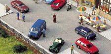 Busch asfalto Pavimentazione per Piazze N mm 200x160 Scale Model B 8132